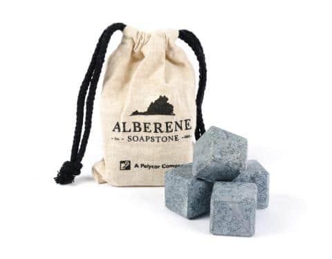 Alberene liquor chilling stones