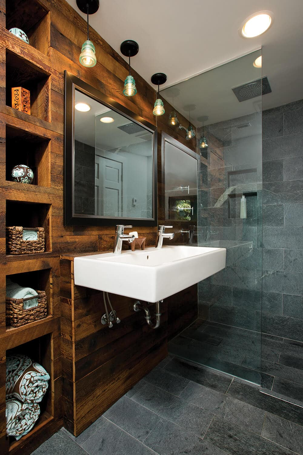 Rustic Bathroom Tiles Portfolio Polycor Soapstone