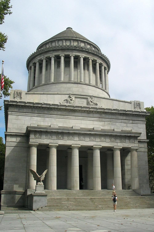 Monument commémoratif du géneral Grant