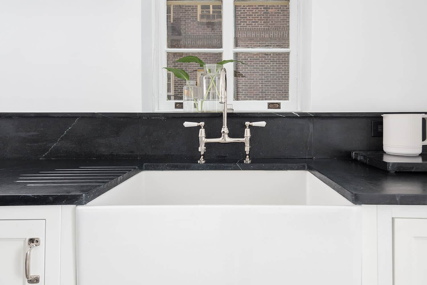 Vintage Brooklyn Kitchen | Portfolio | Polycor | Soapstone ...