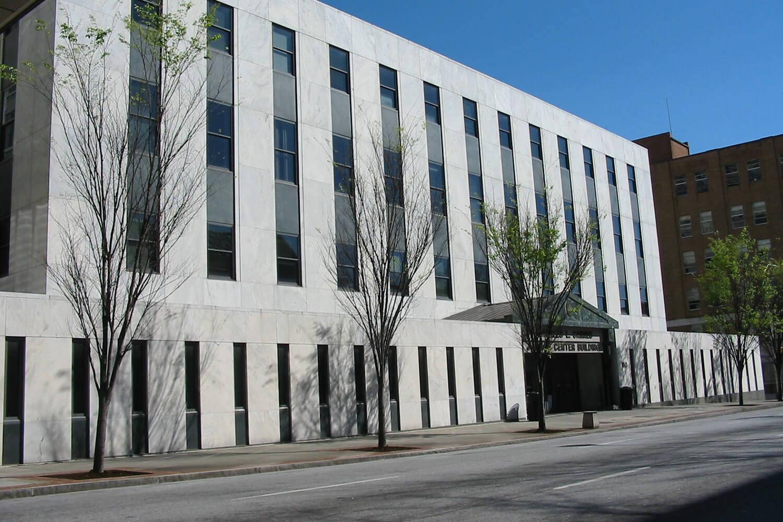 Tribunal du comté de Fulton