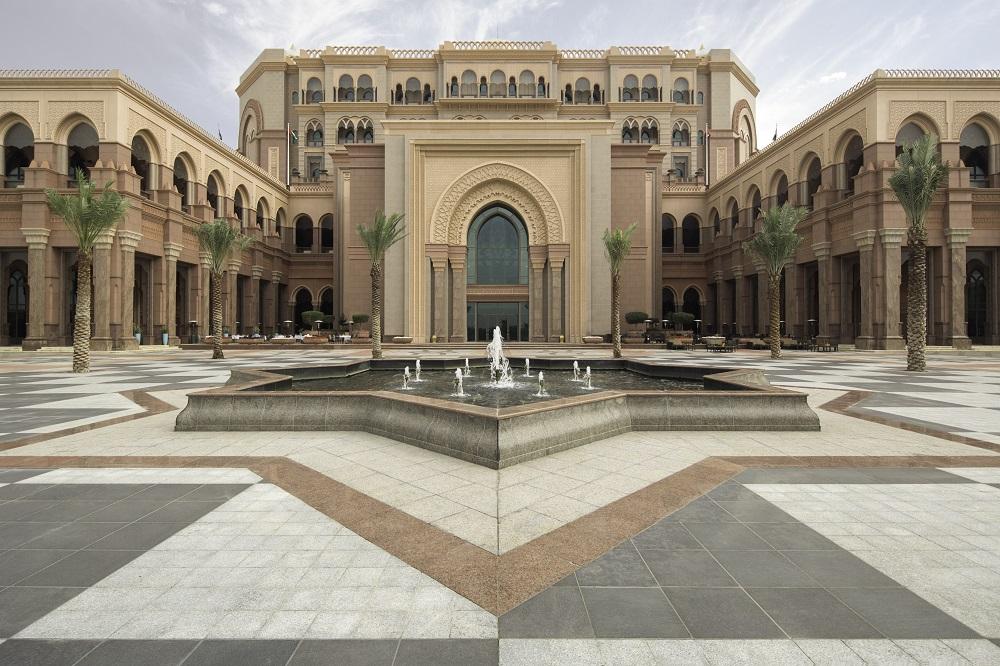 Emirates Palace Hotel & Conference Center