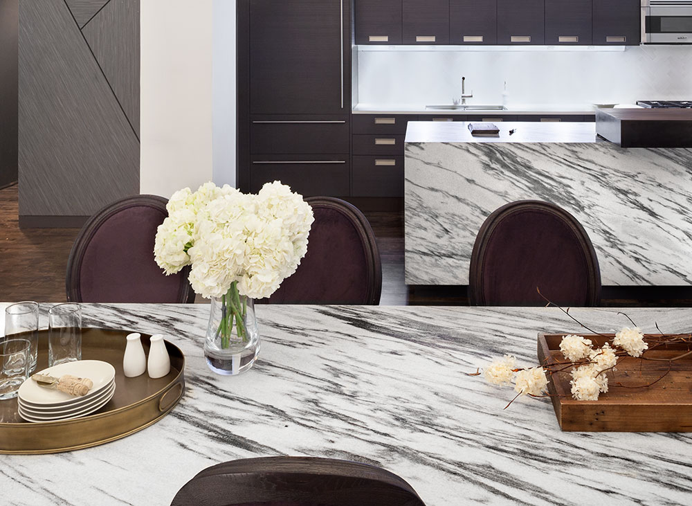 Contemporary NYC 1 CM Kitchen Counters