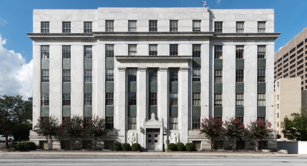Georgia Building Authority – Agriculture Department