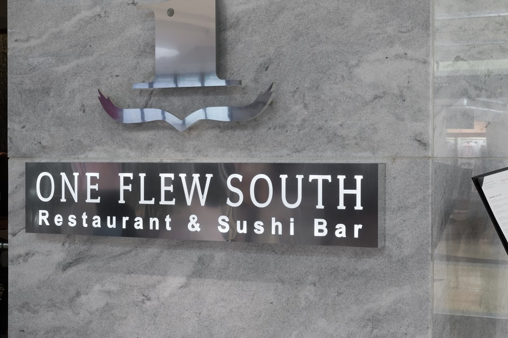 One Flew South Restaurant & Sushi Bar