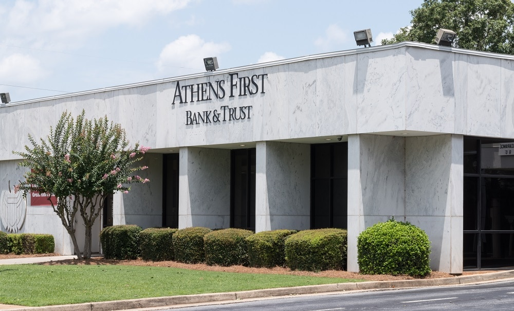 Athens First Bank & Trust