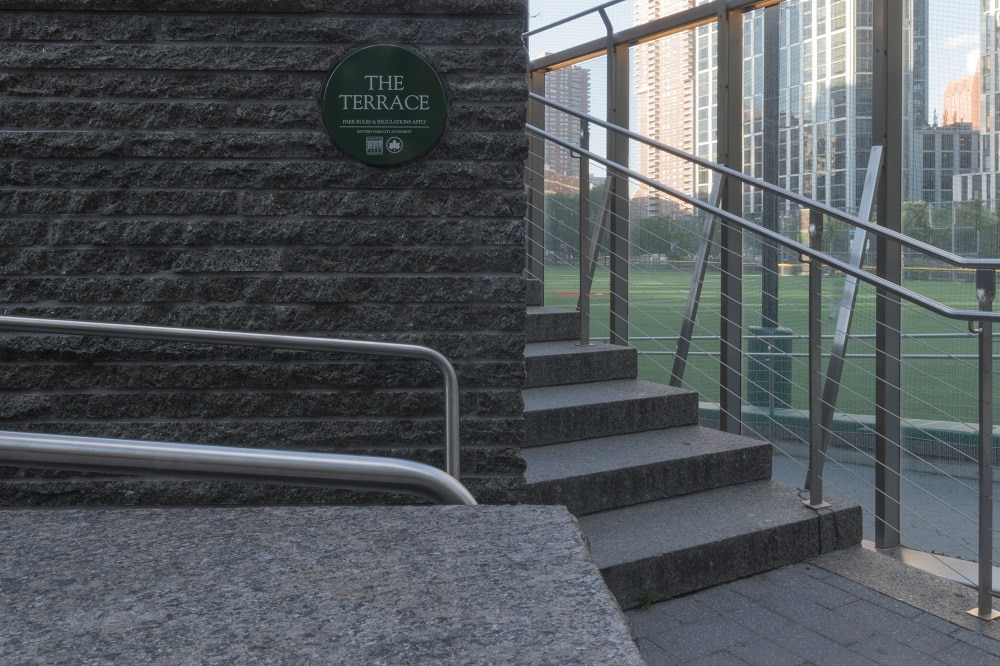 Ballfield Terrace