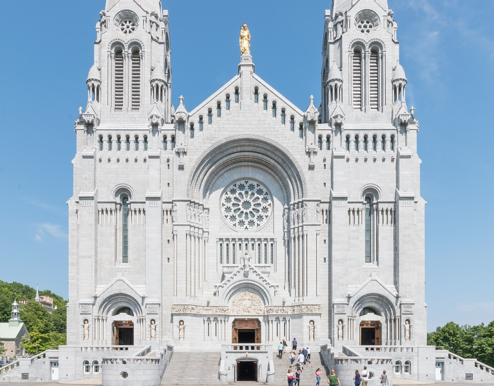 Basilique Saint-Anne-de-Beaupré