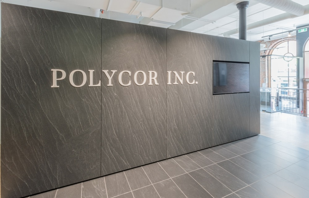 Polycor Inc. Headquarters