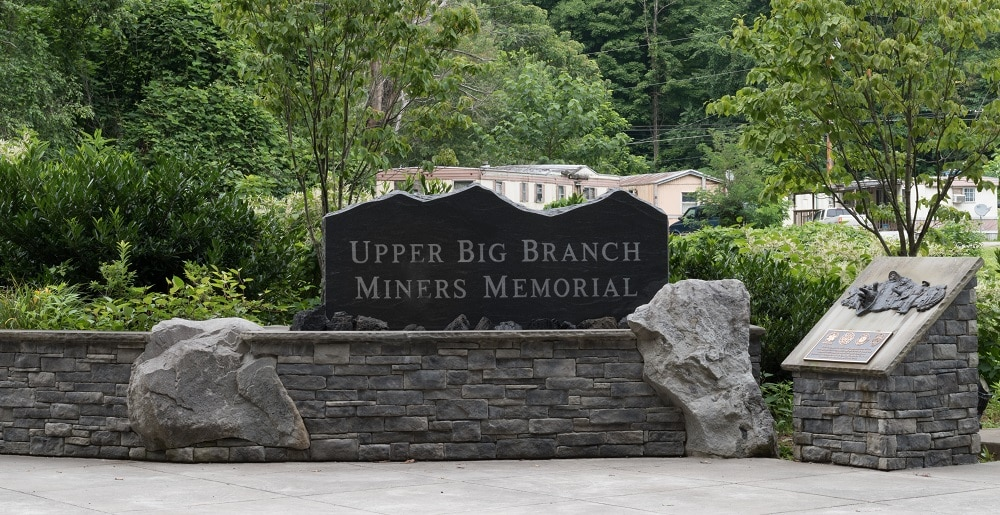 Upper Big Branch Miners Memorial