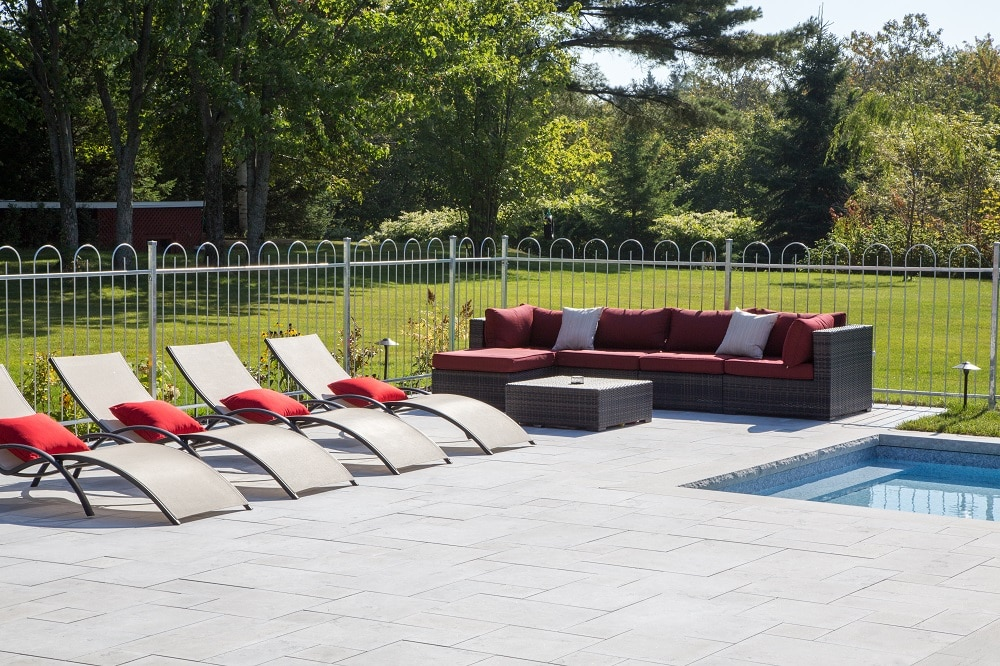 Saint Clair's Pool Terrace