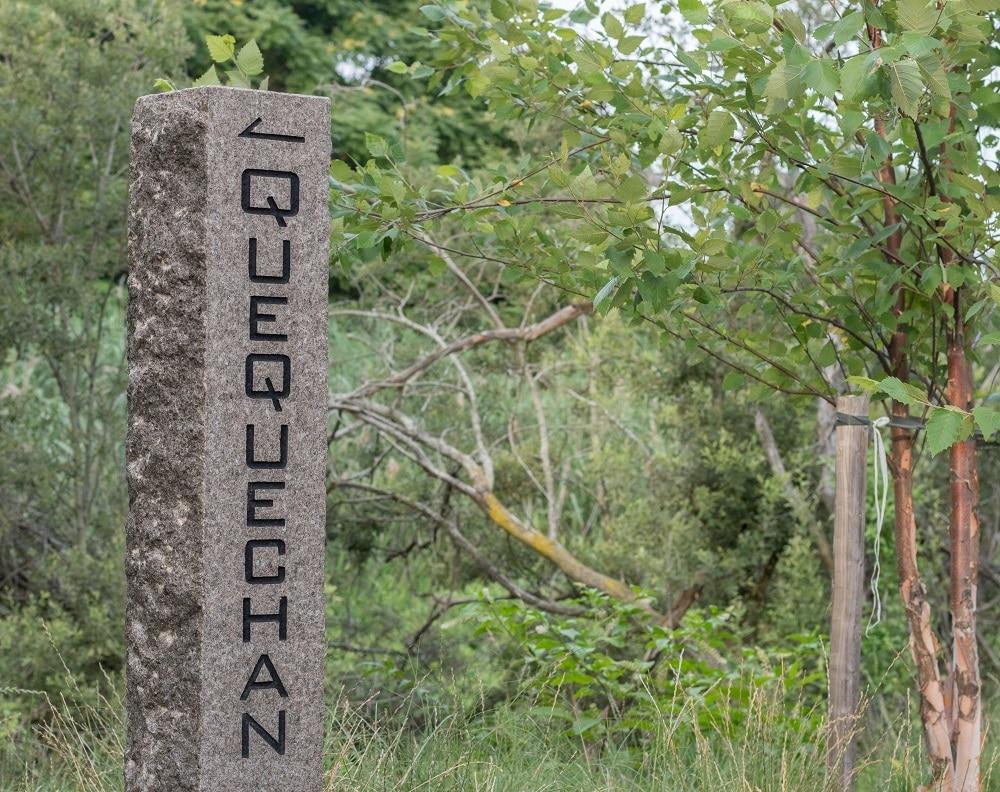 Sentier Quequechan