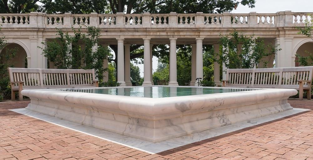 Fontaine Rotunda – Université de Virginie