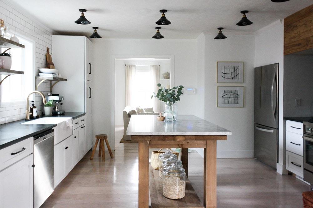 Cuisine de la Designer Anissa Zajac