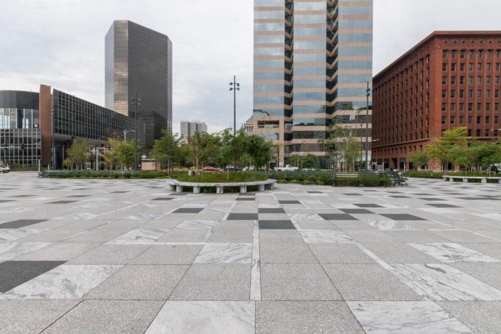 Parc Kiener Plaza
