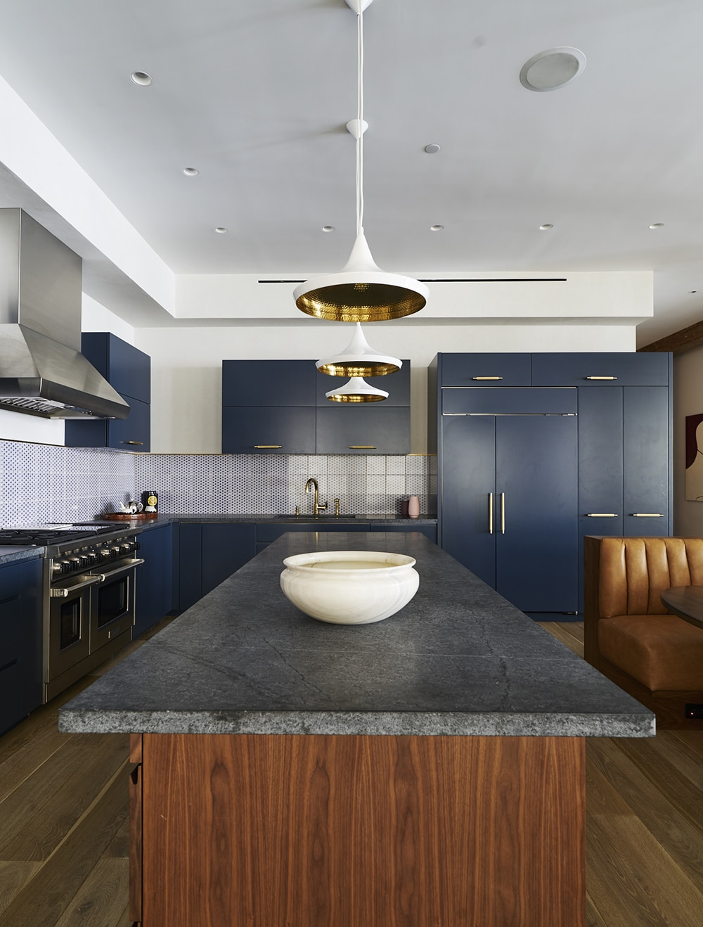 Tribeca Loft Kitchen & Wet Bar