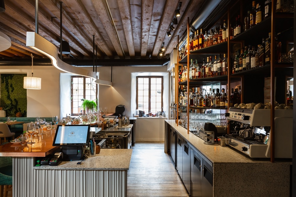 Bistro L'Orygine Bar