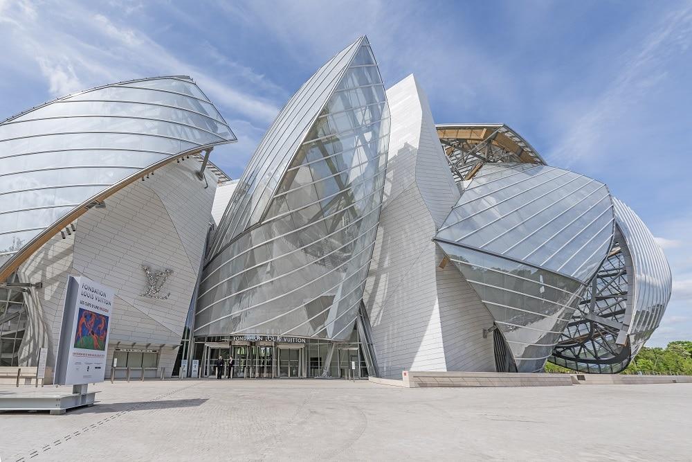 Louis Vuitton's Foundation