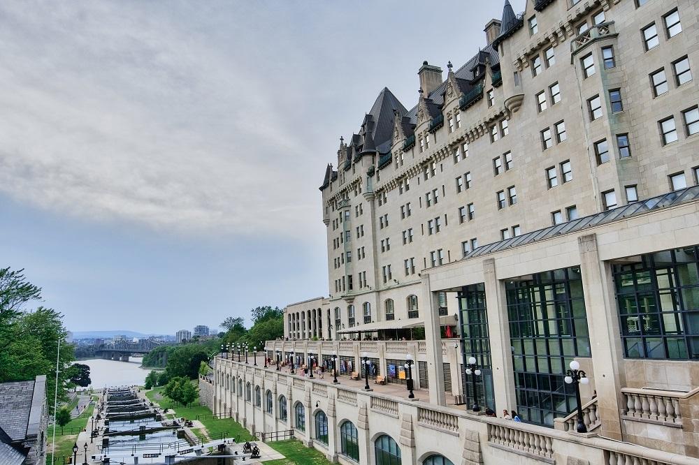 Fairmont Château Laurier Hotel