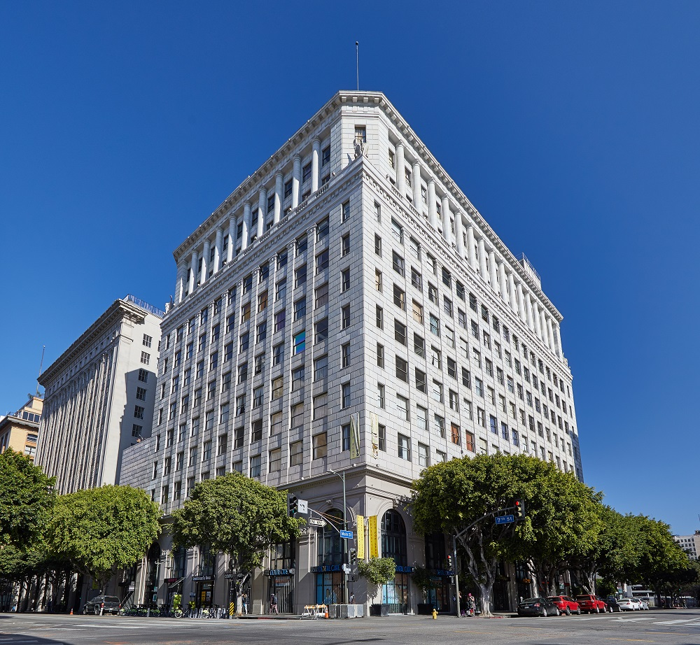 Hellman Commercial Trust & Savings Building