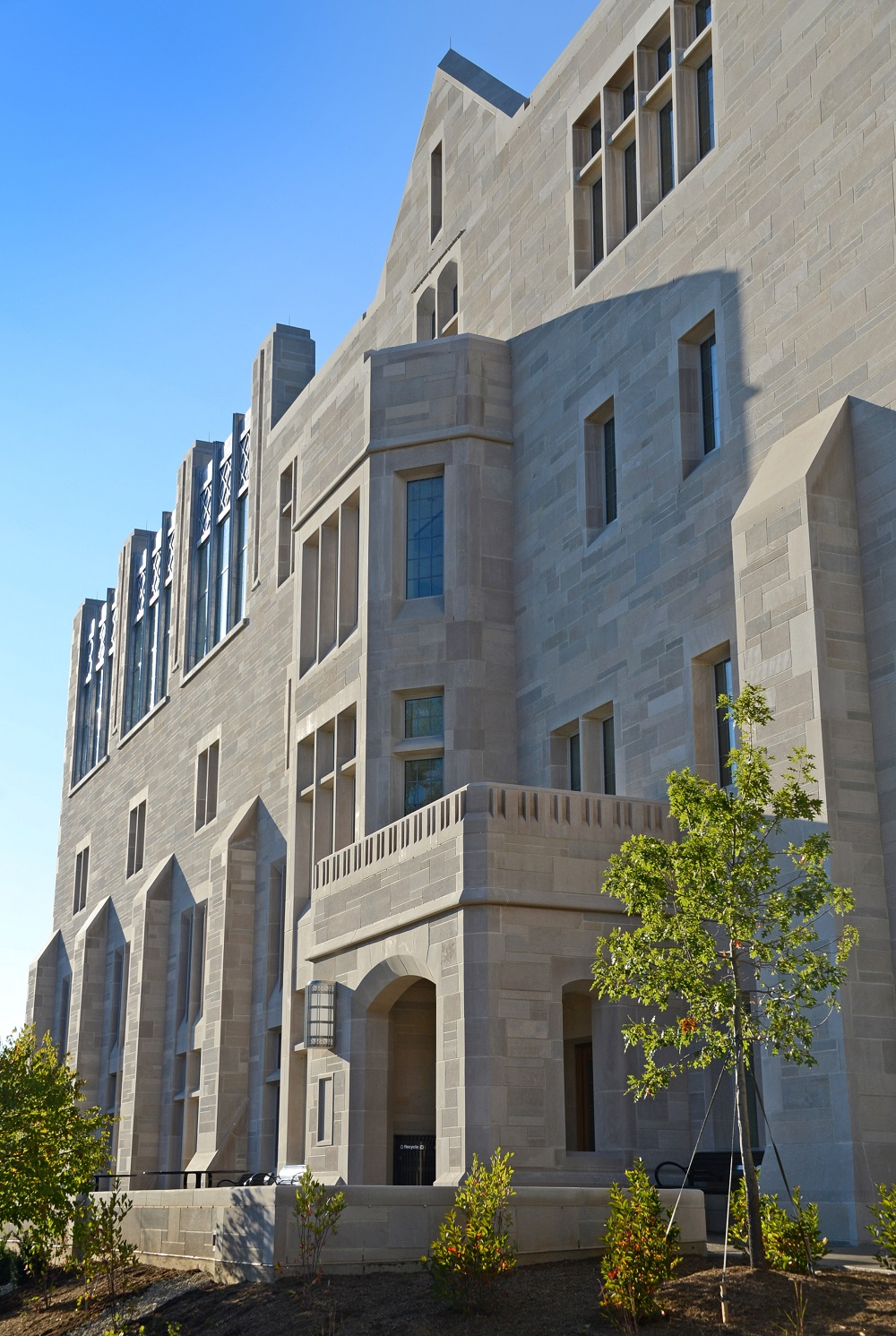Indiana University – Hodge Hall