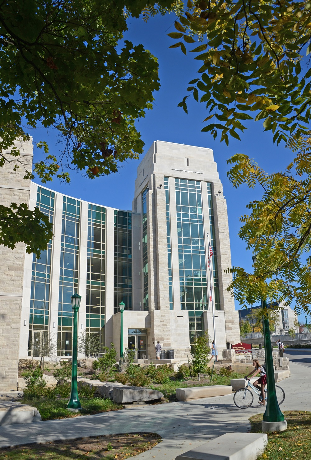 Indiana University – Rose Residence Center