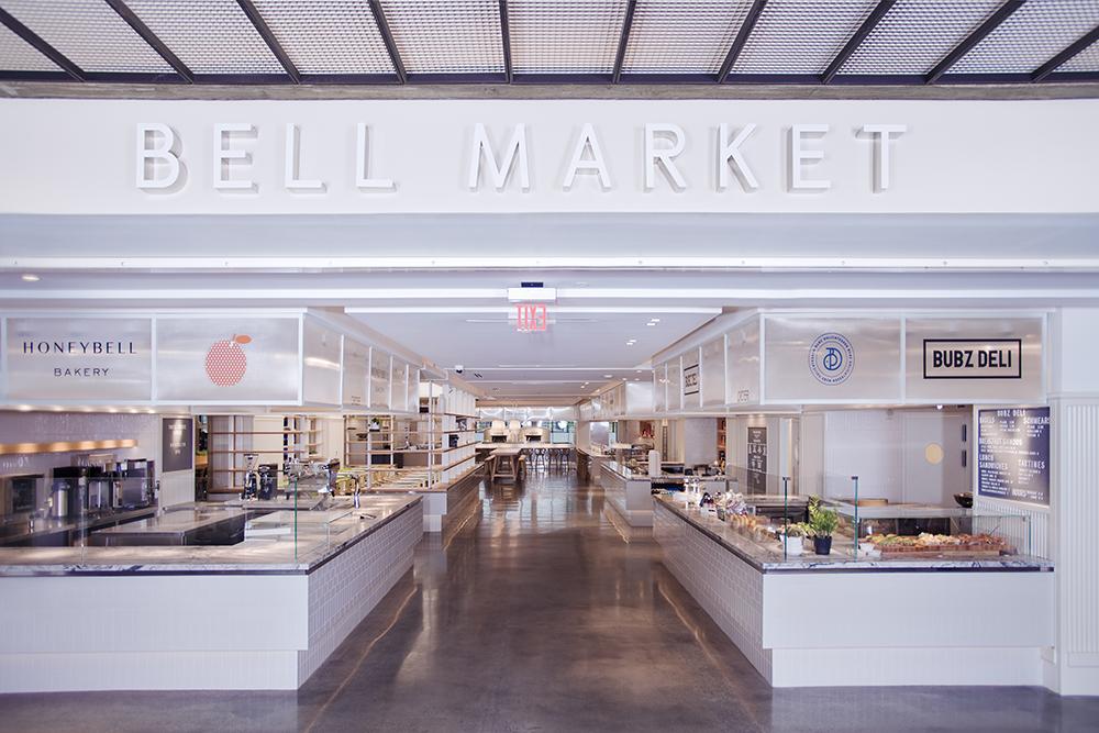 Comptoirs du Bell Market