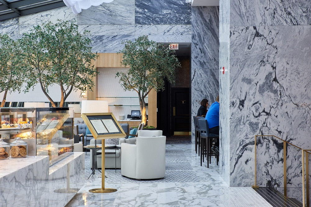 Hall d'entrée d'Hotel