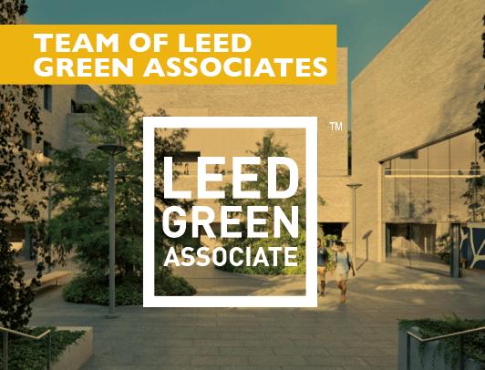 Team of LEED Green Associates
